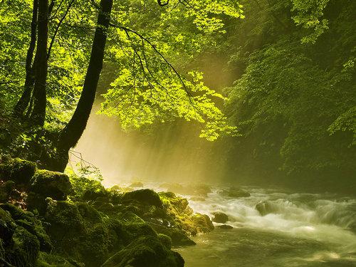Sun Ray River, Croatia