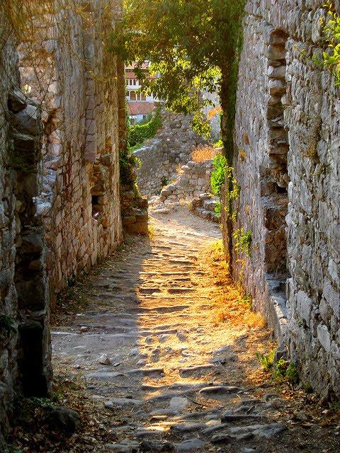 Ancient Passageway, Montenegro